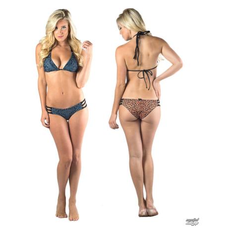 Damen Bikini SULLEN - Mandala - Leopard - SASW00037