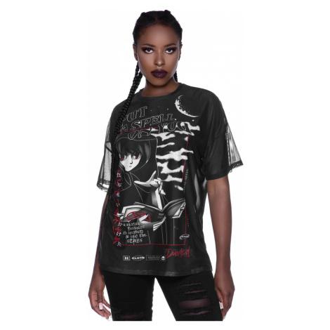 T-Shirt Männer - Spell Mesh - KILLSTAR - KSRA002582 XXL