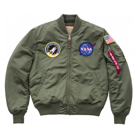 Alpha Industries MA-1 VF NASA Sage Green