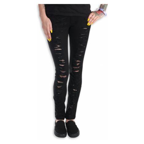 Damen Hose (Jeans) PUNK RAVE - Destroyer - K-134 3XL