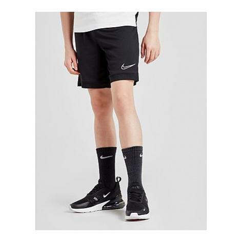 Nike Academy Shorts Kinder - Black/Black/White/White - Kinder, Black/Black/White/White