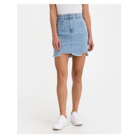 Salsa Jeans Push In Secret Glamour Skirt Blau