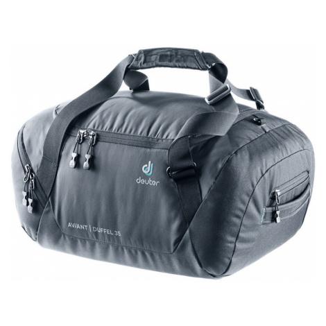 Reisen Tasche Deuter Aviant Duffel 35 black
