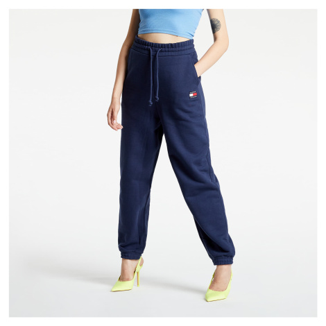 Tommy Jeans Relaxed Hrs Badge Sweatpants Twilight Navy Tommy Hilfiger