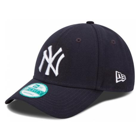 Kids NEW ERA 9FORTY CHILD MLB LEAGUE BASIC NEW YORK YANKEES NAVY WHITE