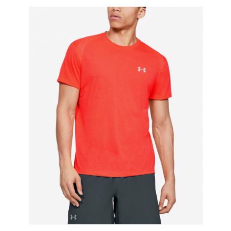 Under Armour Streaker 2.0 T-Shirt Rot