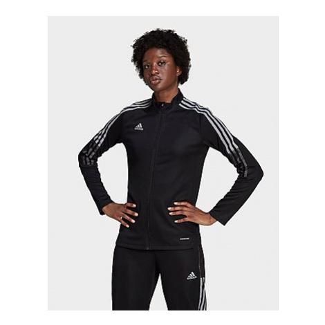 Adidas Tiro Reflective Trainingsjacke - Black - Damen, Black