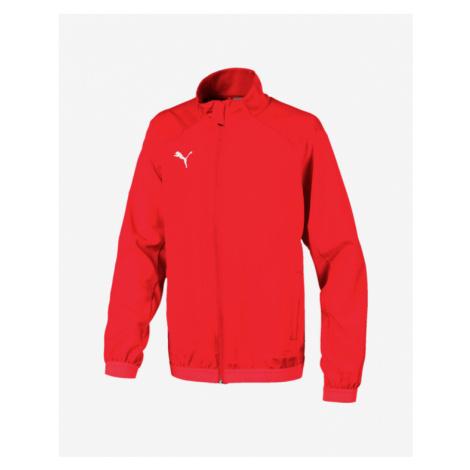 Puma Liga Sideline Kids Jacket Rot