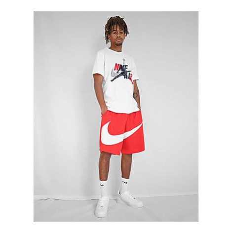 Nike Basketball Dri-FIT Shorts Herren - Red/White - Herren, Red/White