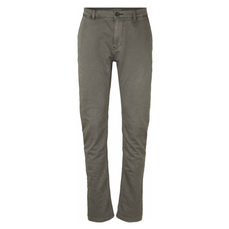 TOM TAILOR Herren Travis Regular Chino, grau