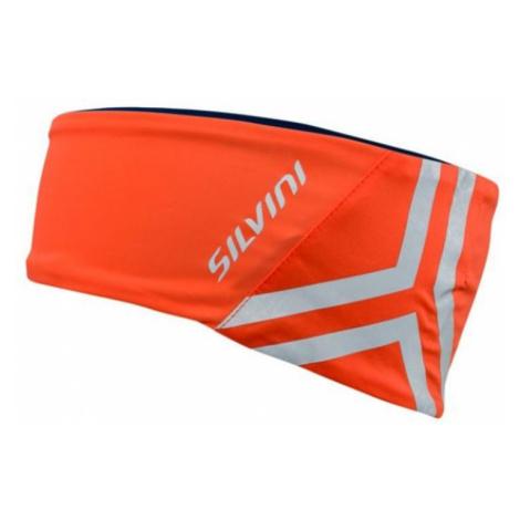 Stirnband Silvini Abe UA1309 orange
