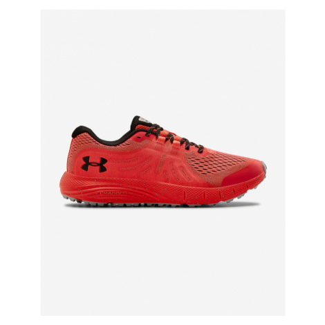 Under Armour Charged Bandit Trail Tennisschuhe Rot