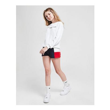 Tommy Hilfiger Girls' Colour Block Shorts Junior - Kinder