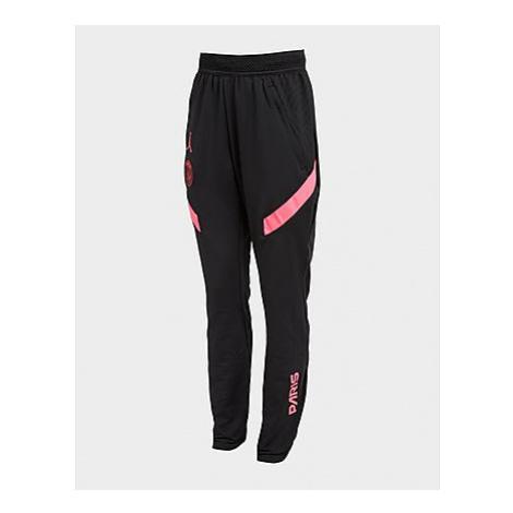 Jordan Paris Saint Germain Strike Trainingshose Kinder - Black/Hyper Pink/Hyper Pink - Kinder, B