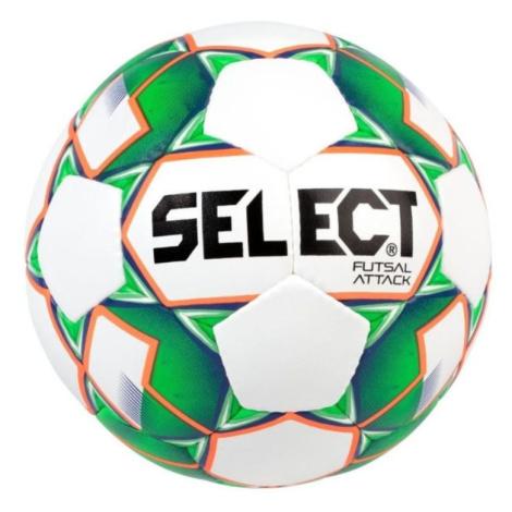 Futsal- Ball Select FB Futsal Attack weiß green Grösse. 4