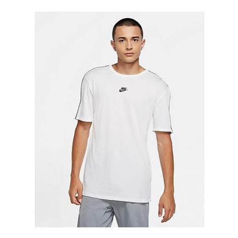 Nike Nike Sportswear Short-Sleeve Top Herren - White - Herren, White