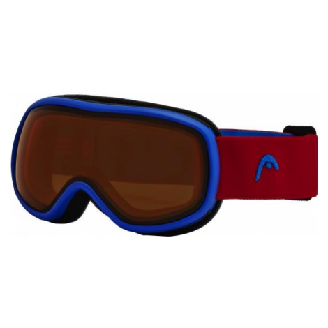 Head NINJA rot - Skibrille für Kinder