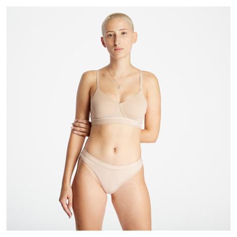 Calvin Klein Brazilian Panties Nude