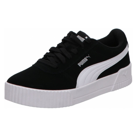 Unisex Puma Sneaker schwarz Carina
