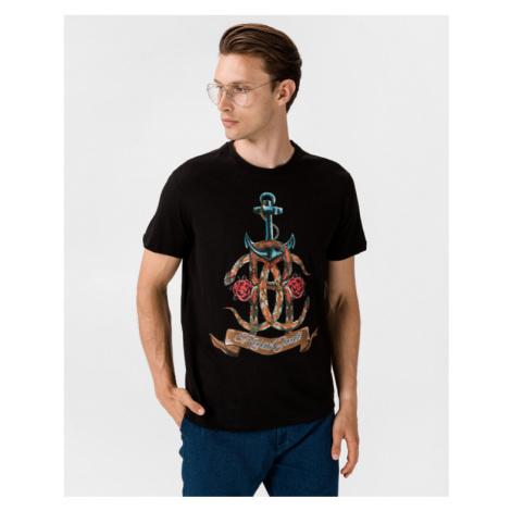 Roberto Cavalli T-Shirt Schwarz