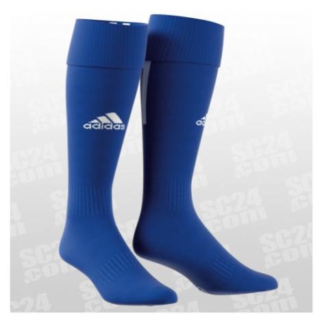 Adidas Santos Sock 18 blau/weiss Größe 43-45