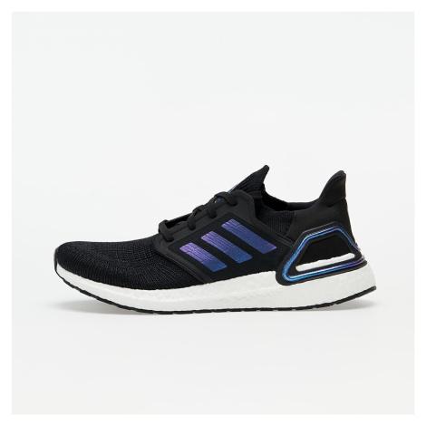 adidas UltraBOOST 20 Core Black/ Blue Vime/ Ftw White