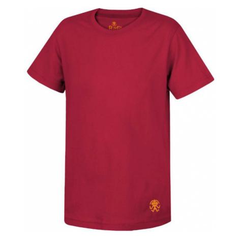 T-Shirt Rafiki Bobby Jr.. lippenstift red