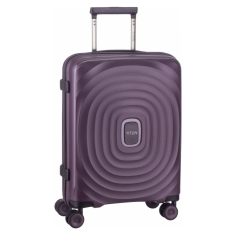 Titan Trolley + Koffer Looping 4w Trolley S Purple (37 Liter)