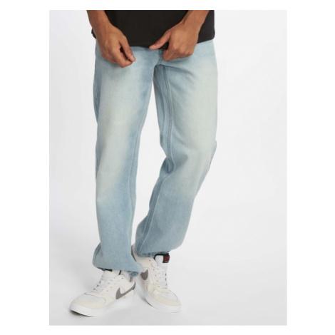 Ecko Unltd. / Loose Fit Jeans Globe Grid Loose Fit in blue
