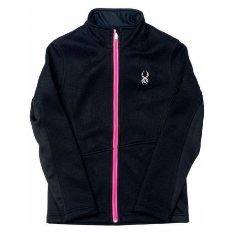 Sweater Spyder Girl `s Endure Core Mid WT Full Zip 155422-001