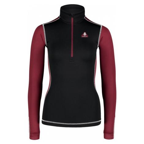 Damen Thermo T-Shirt Nordblanc Veil black NBBLD7098_CRN