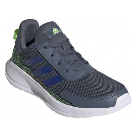 adidas TENSAUR RUN K grau - Kinder Sneaker
