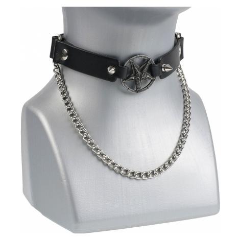 Halsband Halskette Baphomet - LSF3 07