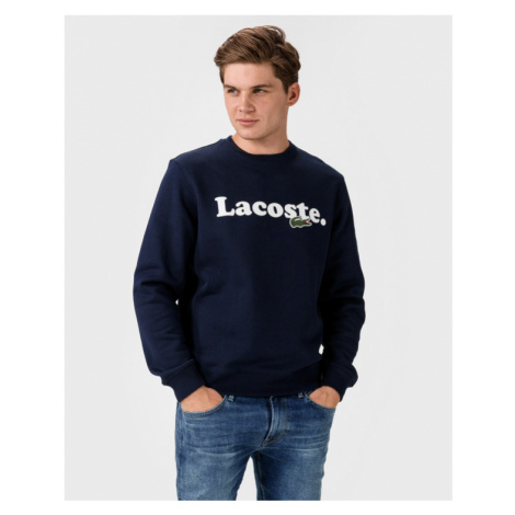 Lacoste Sweatshirt Blau