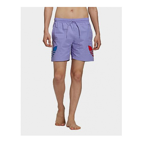 Adidas Originals Adicolor Badeshorts - Light Purple - Herren, Light Purple
