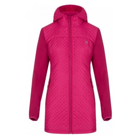 Loap ULLY rosa - Damen Softshellmantel