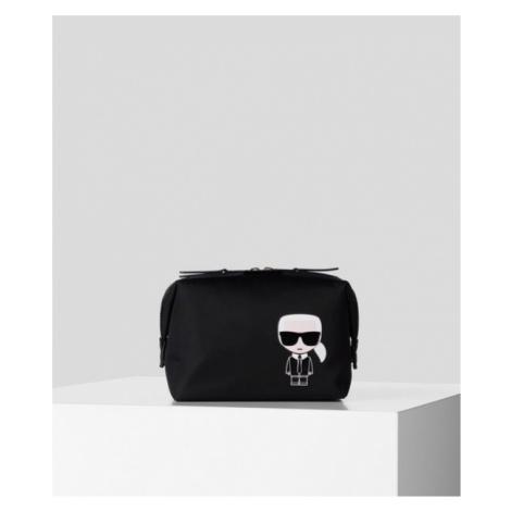 K/Ikonik Waschbeutel Karl Lagerfeld