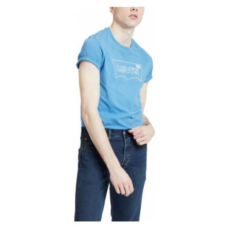 Levi's HOUSEMARK GRAPHIC TEE blau - Herrenshirt Levi´s