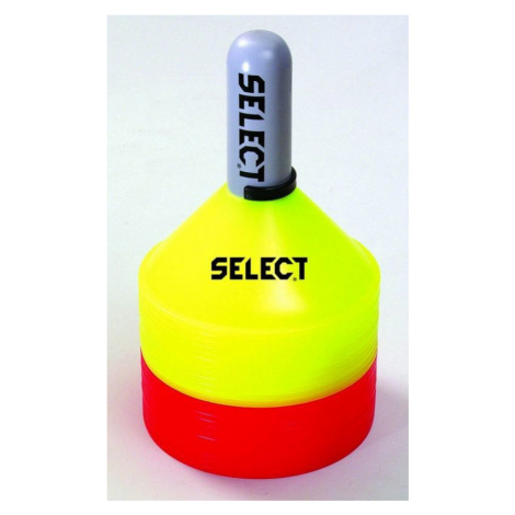 Markierung Kegel Select Marker Set 24 St. inklusive halter rot yellow