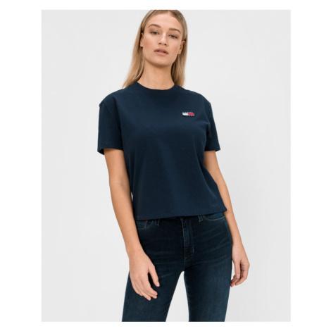 Tommy Jeans T-Shirt Blau Tommy Hilfiger