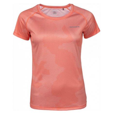 Arcore THEA rot - Damen Sportshirt
