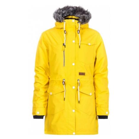 Horsefeathers LUANN JACKET gelb - Damen Winterjacke