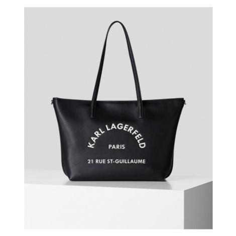 RUE ST-GUILLAUME TOTE BAG AUS LEDER Karl Lagerfeld