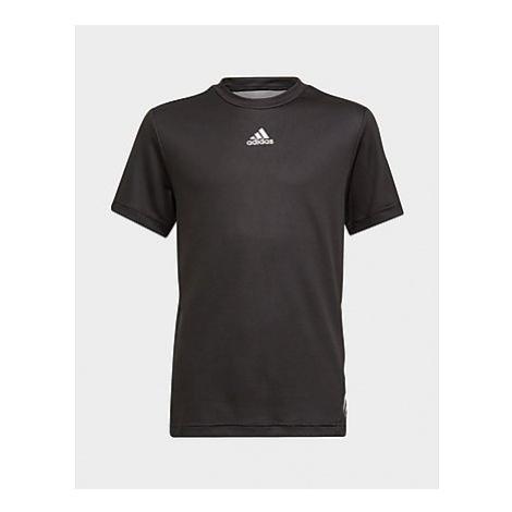 Adidas AEROREADY T-Shirt - Black / White / White, Black / White / White