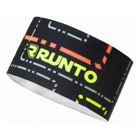 Runto NORA schwarz - Stirnband
