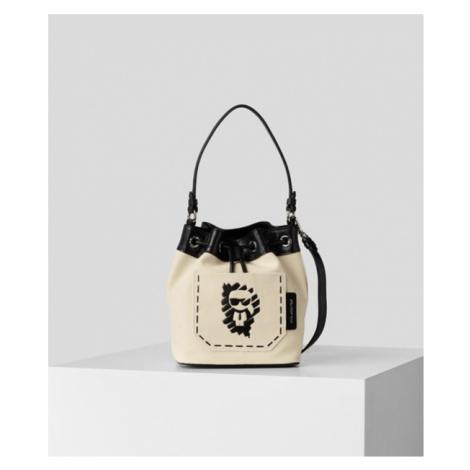 K/IKONIK GRAFFITI BEUTELTASCHE Karl Lagerfeld