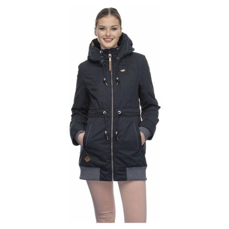 Ragwear Jacke Damen ZIRRCON 2021-60028 Blau Navy 2028