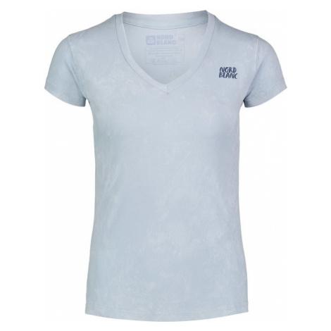 Damen baumwolle T-Shirt NORDBLANC Beruhige dich NBSLT6730_MRS