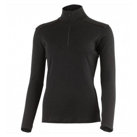 Damen Lasting Merino Sweatshirt BRENDA black