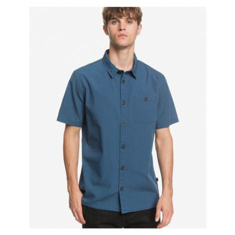 Quiksilver Taxer Wash Hemd Blau